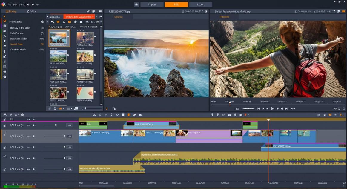 Télécharger le logiciel Pinnacle Studio Ultimate 19 ...